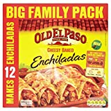 Old El Paso Cheese Baked Enchiladas (995g) - Pack of 6