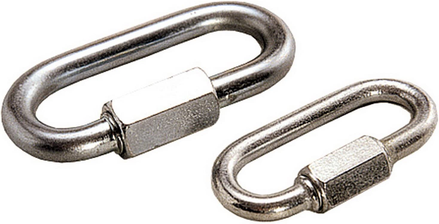 Action Quick Link 2Pc 3//32 5-8Sp 10Pc Chain Link