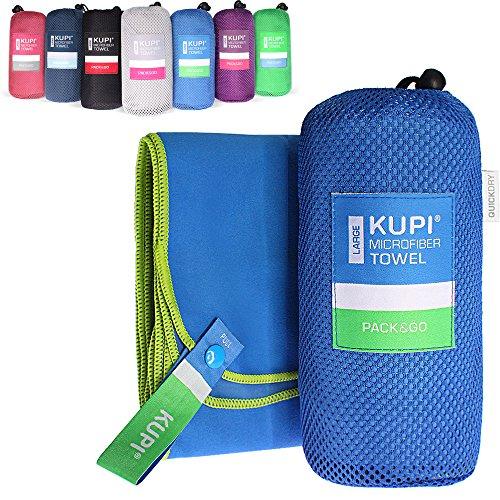 Kupi Microvezel handdoekenset, S, M, L, XL, XXL, reishanddoek, set, handdoeken, licht, absorberend, antibacterieel…