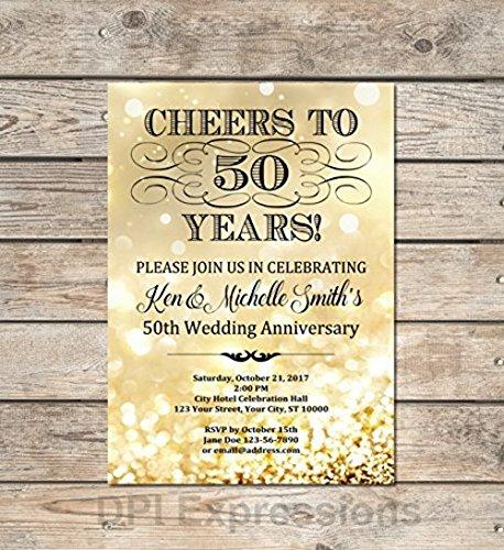50th Invitation - 9