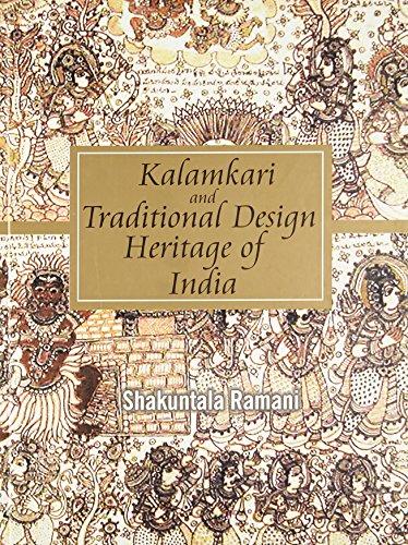 Folk Costumes Of India (Kalamkari and Traditional Design Heritage of India)