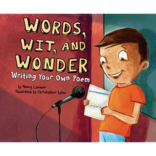 Writing poems amazon words wit and wonder writing your own poem writers toolbox fandeluxe Images