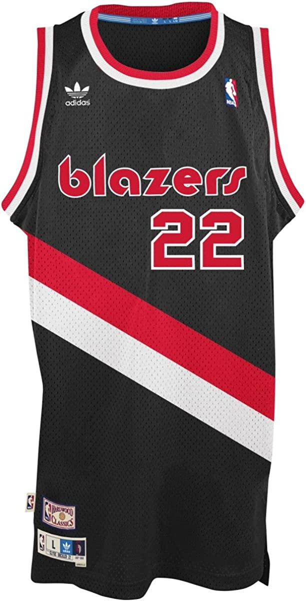Amazon.com: adidas – Camiseta de Portland Trail Blazers NBA ...