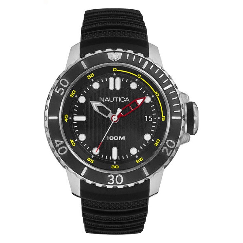 Nautica Herren-Armbanduhr NAD18519G