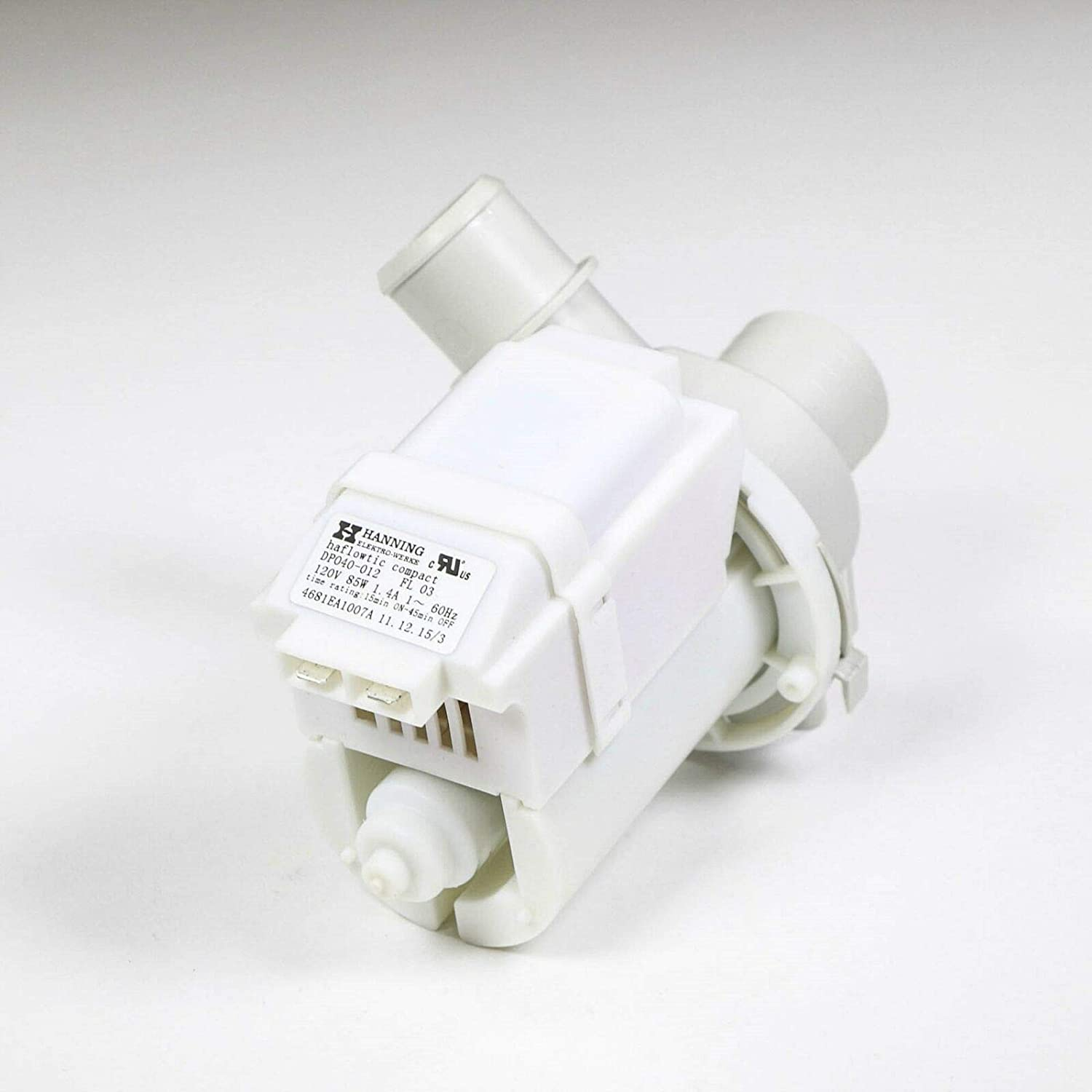 Global Solutions Washer Pump Compatible Admiral LG DP040-012