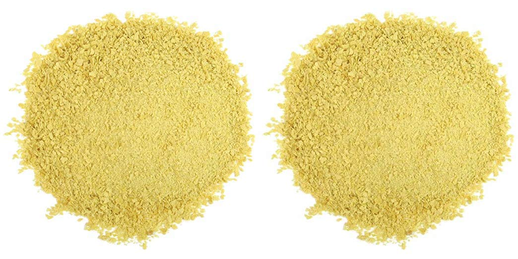 Frontier Co-op Nutritional Yeast Mini Flakes, 1 Pound Bulk Bag - 2 Pack