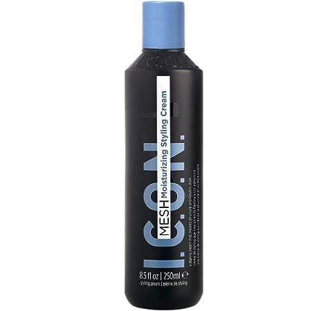 I.C.O.N. Mesh Mosturizing Styling Cream Tratamiento Capilar - 250 ml: Amazon.es: Belleza