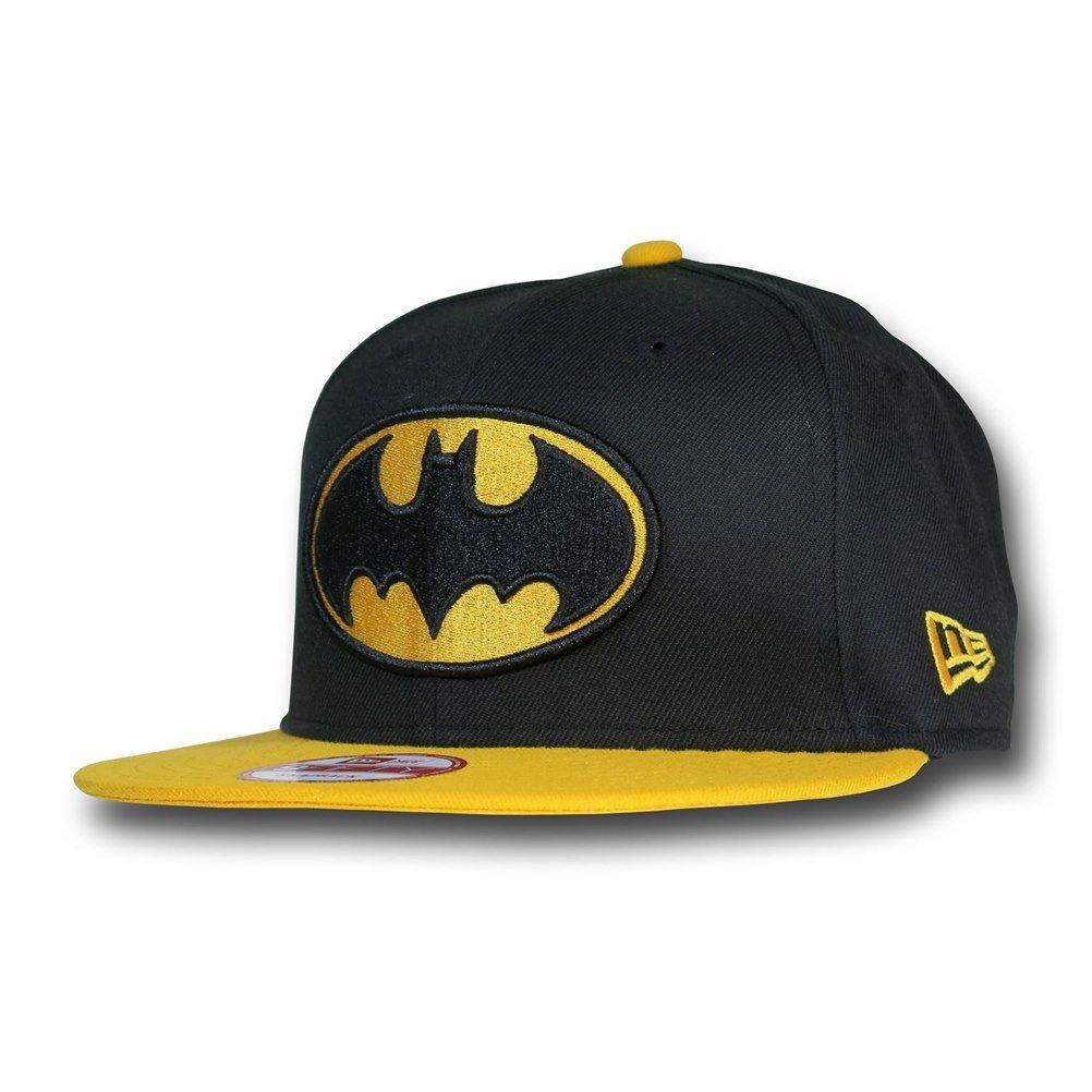 Gorra de Batman 9Fifty de Color Negro y Amarillo: Amazon.es: Ropa ...
