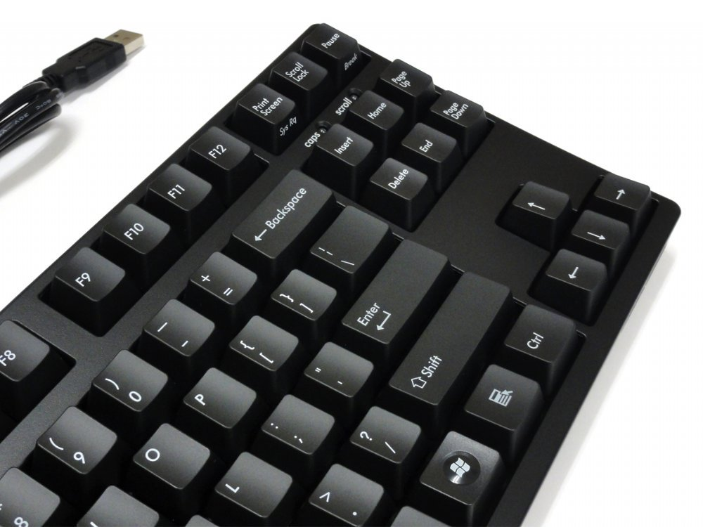 FILCO Majestouch-2, Tenkeyless, NKR, Soft Linear Action, USA ...