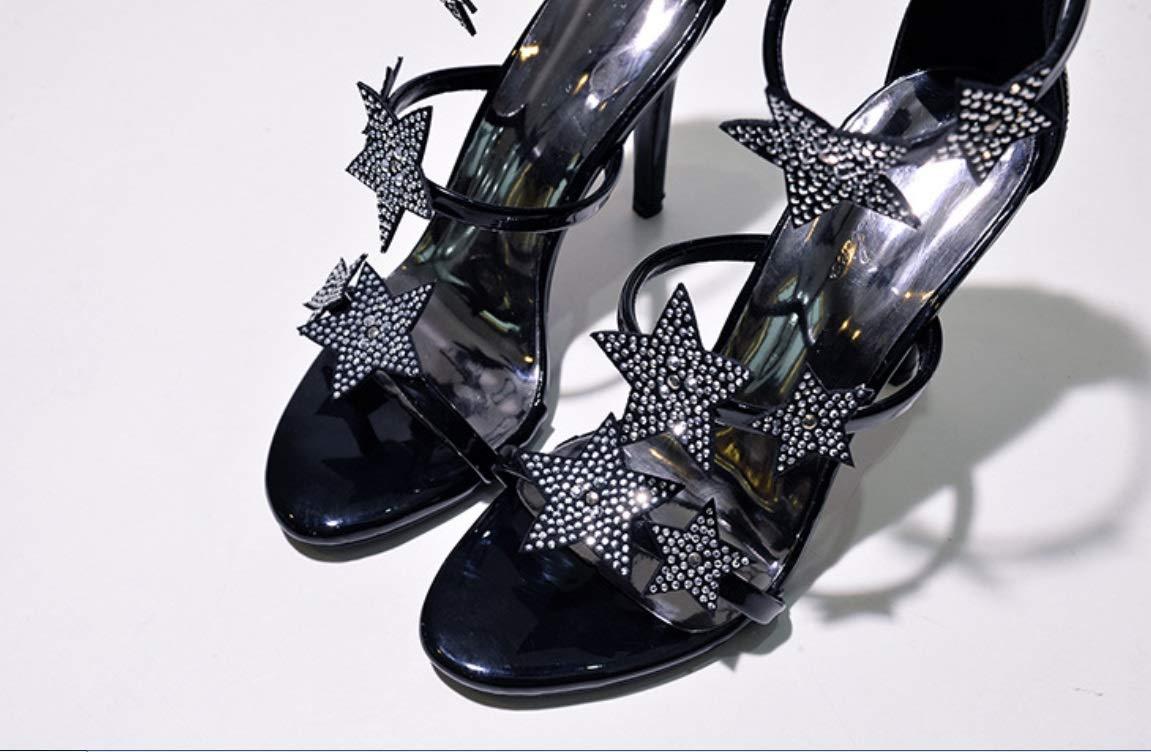 8024bb77f87 Lady High Heels Ultimate High Fashion Peeps Shoes Handmade Female Sandals  Sandals Summer High-Heeled Sandals ...