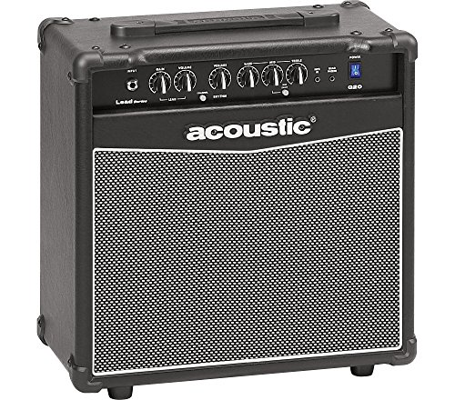 Acoustic Lead Guitar Series G20 20W 1x10 Guitar Combo Amp by Acoustic