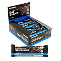 Myprotein Carb Crusher, Dark Chocolate and Sea Salt, 60 g, Pack of 12