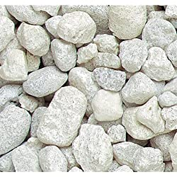 Spectrastone Special White Aquarium Gravel for Freshwater Aquariums, 25-Pound Bag