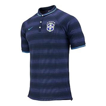7cb06517b Nike League CBF Brazil Authentic Men's Polo Shirt, Men, Polo Shirt  Brasilien League CBF