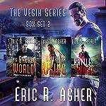 The Vesik Series: Books 4-6: Vesik Series Boxset, Book 2 | Eric Asher