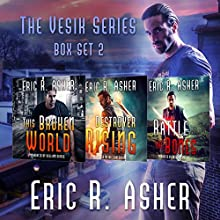 The Vesik Series: Books 4-6: Vesik Series Boxset, Book 2 Audiobook by Eric Asher Narrated by William Dufris