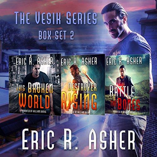 The Vesik Series: Books 4-6: Vesik Series Boxset, Book 2