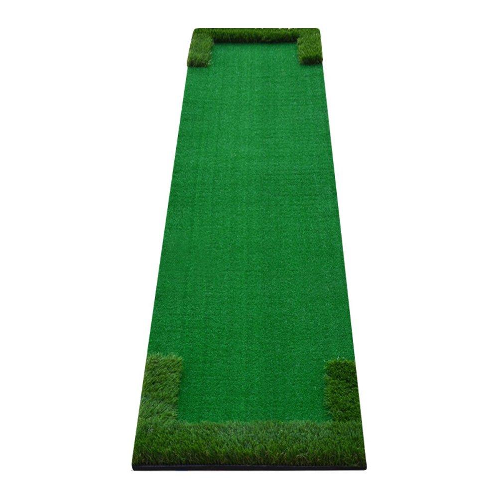 インドアゴルフPutt練習Blanket More Than aフェアウェイウッドGreens Exerciser multi-laneデザインファッショナブルストレージは簡単に持ち運び  A B0779YR2GW
