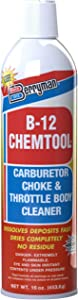 Berryman 0117C B-12 Chemtool Carburetor, Choke & Throttle Body Cleaner