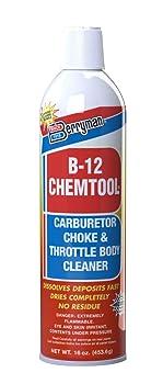 Berryman 0117C B-12 Chemtool Carburetor