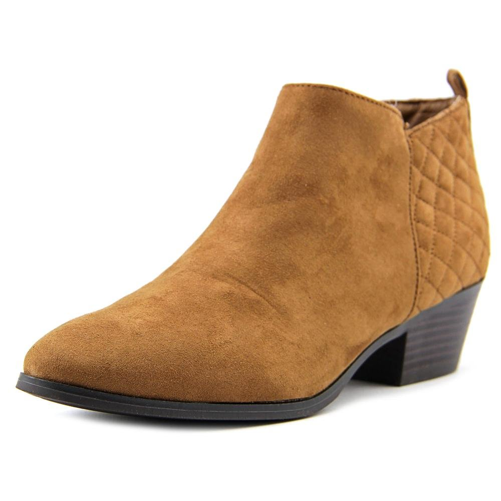 Style & Co. Womens Wessley Almond Toe Ankle Fashion Boots, Maple, Size 11.0