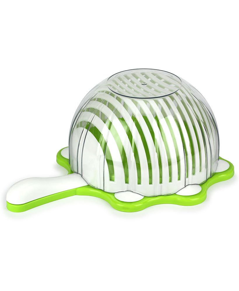 The Lakeside Collection Smart Cut Salad Set