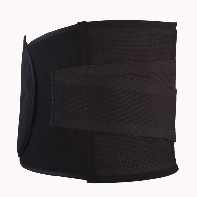Women Waist Trainer Belt Belly Body Shaper Slim Belt Corset Body Fat Burne,Beige,XXL,United States