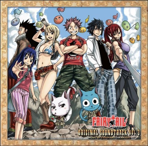 Fairy Tail 3 (Original Soundtrack)