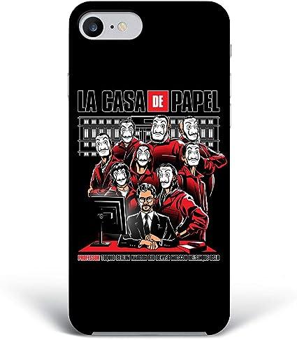 La casa di carta Cover 8 Smartphone Custodia per Tutti Modelli ...