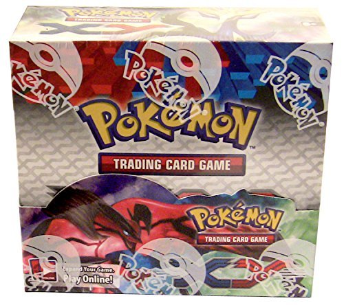 Pokémon Trading Card Game: XY Booster Display (36 Boosters) by Konami