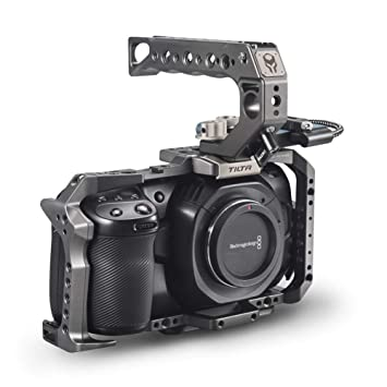 Tilta Full BMPCC 4K Jaula SSD Drive Holder Top Handle Basic Kit ...
