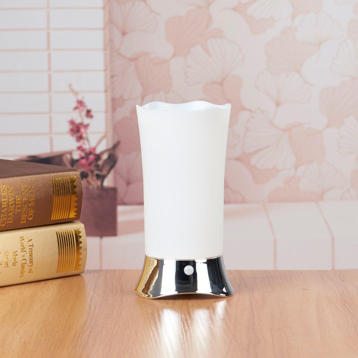 Zeefo Table Lamps Indoor Motion Sensor Led Night Light