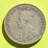 1918 CA Georgivs V Cent Good