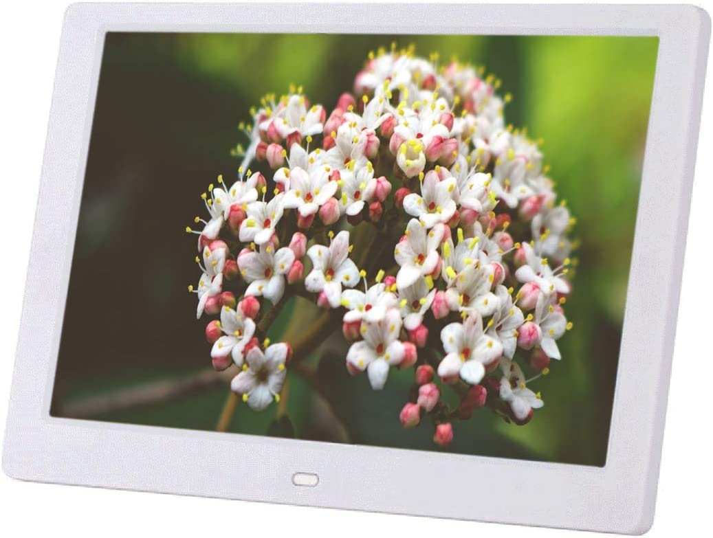 HD Digital Photo Frame//Advertising Machine 1280 /× 800 Resolution Black Color, White Color 10-inch Multi-Function Touch All-in-one Machine