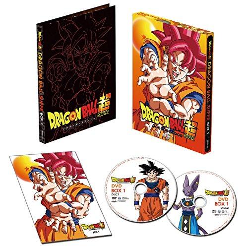 Animation - Dragon Ball Super DVD Box 1 (2DVDS) [Japan DVD] BIBA-9551