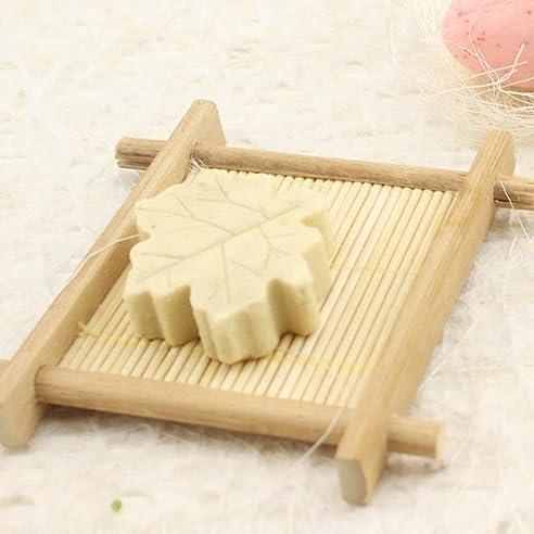 fuibo neu seifenschale natrliche bambus holz badezimmer dusche seife tablett schssel aufbewahrungshalter platte - Duschen Im Garten Mit Seife