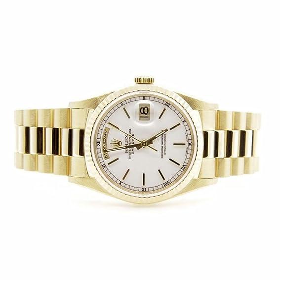 Rolex 18238 - Reloj automático, automático, automático, con certificado de autenticidad