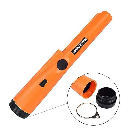 Amazon.com: Gerald GP-Pointer Sensitive Pinpointer Metal Detector Automatic Waterproof Handheld: Garden & Outdoor