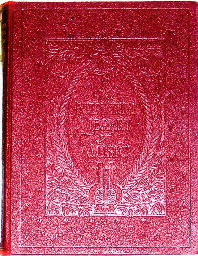 The International Library of Music for Home and Studio (music literature  the opera history and guide, IV)