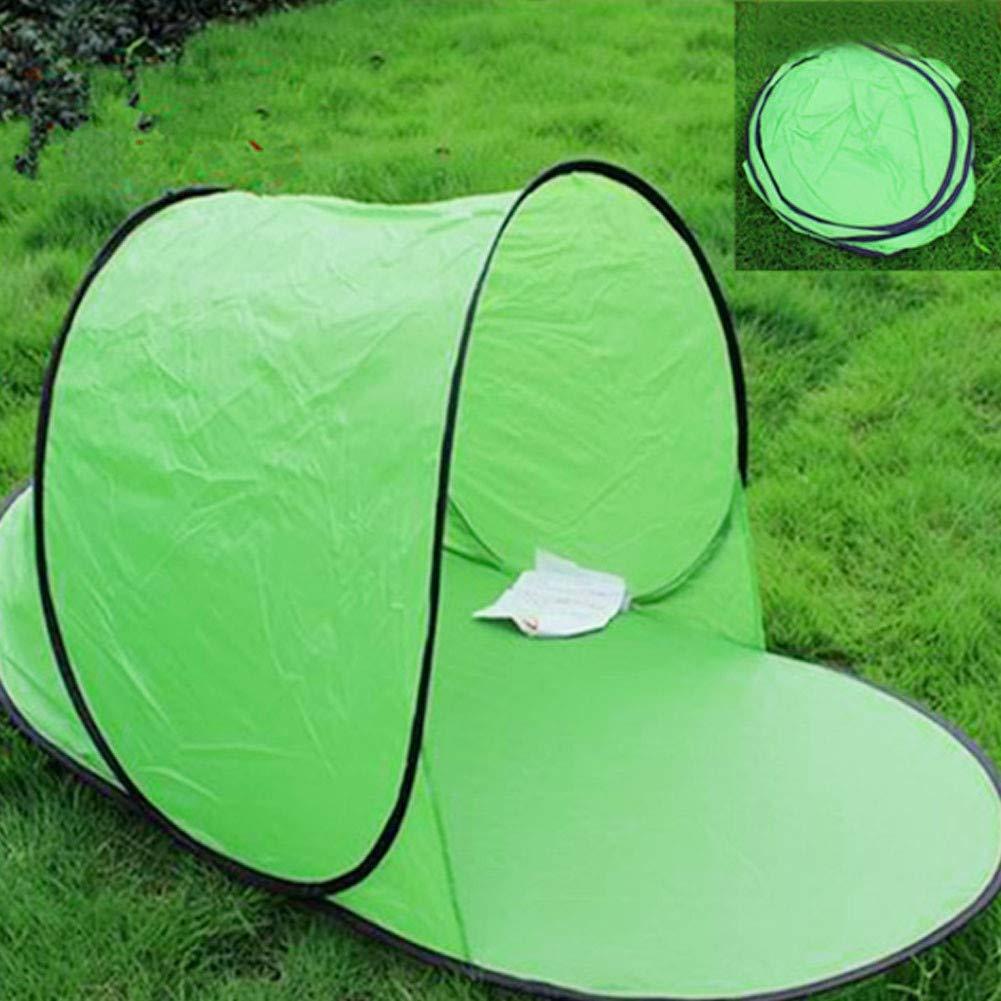 CapsA アウトドア 自動テント キャンプ ハイキング 折りたたみ式 ポータブル 防水 大きなファミリーテント ポップアップネット   B07P6XQLZ3