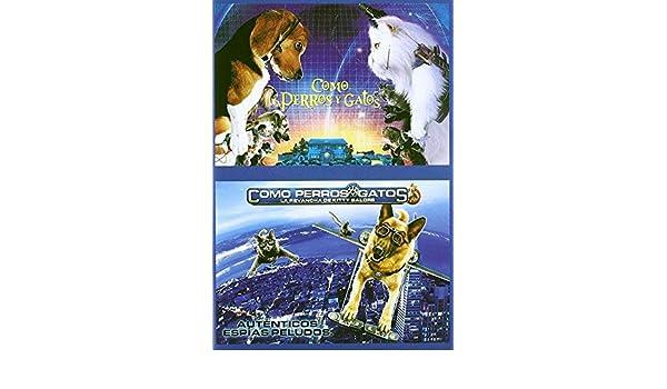 Amazon.com: Como Perros Y Gatos 1, 2 (Import Movie) (European Format - Zone 2) (2012) Varios: Movies & TV