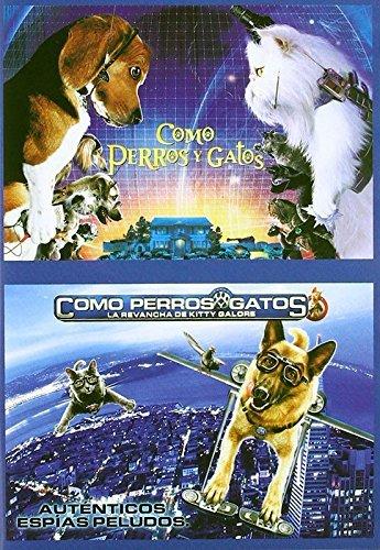 Como Perros Y Gatos 1, 2 Import Movie European Format - Zone 2 2012 Varios: Amazon.es: Cine y Series TV
