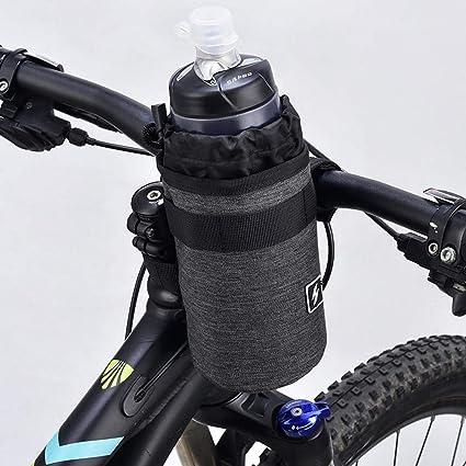 QJiang Impermeable Bicicleta Titular de la Taza Lavable Bicicleta ...