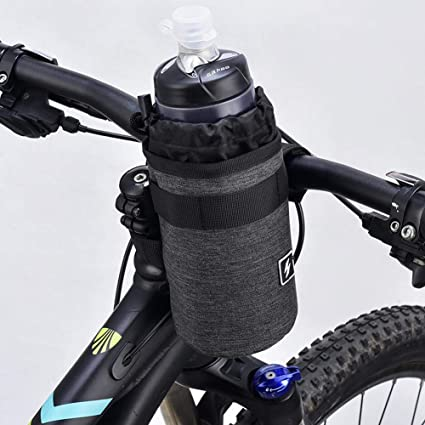 QJiang Impermeable Bicicleta Titular de la Taza Lavable ...