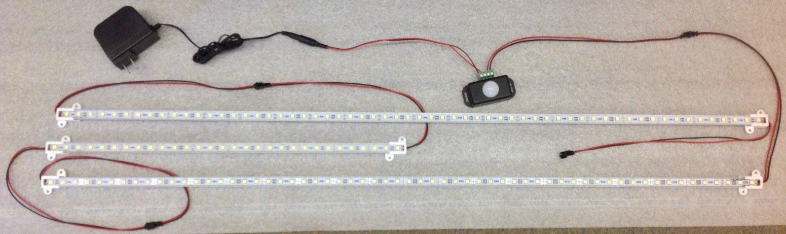 SafeCo SCLK-100 LED Gun Safe Light Kit