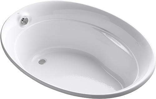 KOHLER K-1183-0 Serif Bath, White