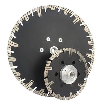Sehr 125 mm Diamantscheibe Diamanttrennscheibe Trennscheibe mit Flansch CS86
