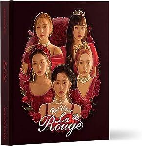 Red Velvet - Red Velvet 3rd Concert La Rouge Photobook+Extra Photocards Set