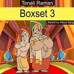 Tenali Raman Box Set 3 Audiobook