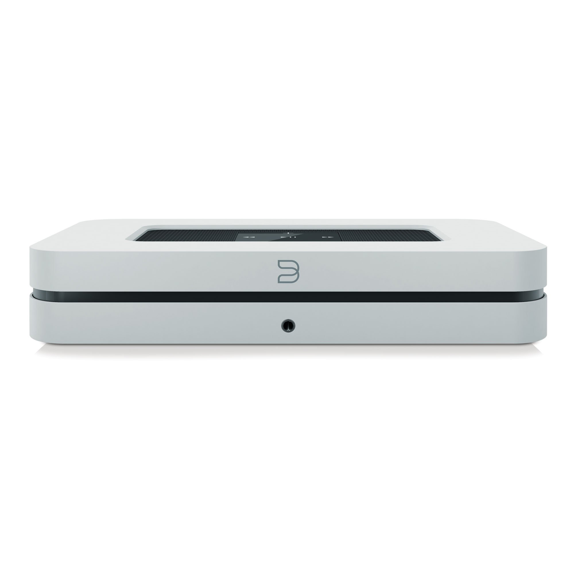 Bluesound NODE 2 Wireless Multi-room Hi-Res Music Streaming Player - White
